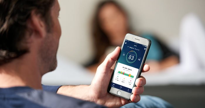 Lo último en tecnología para monitorear el sueño