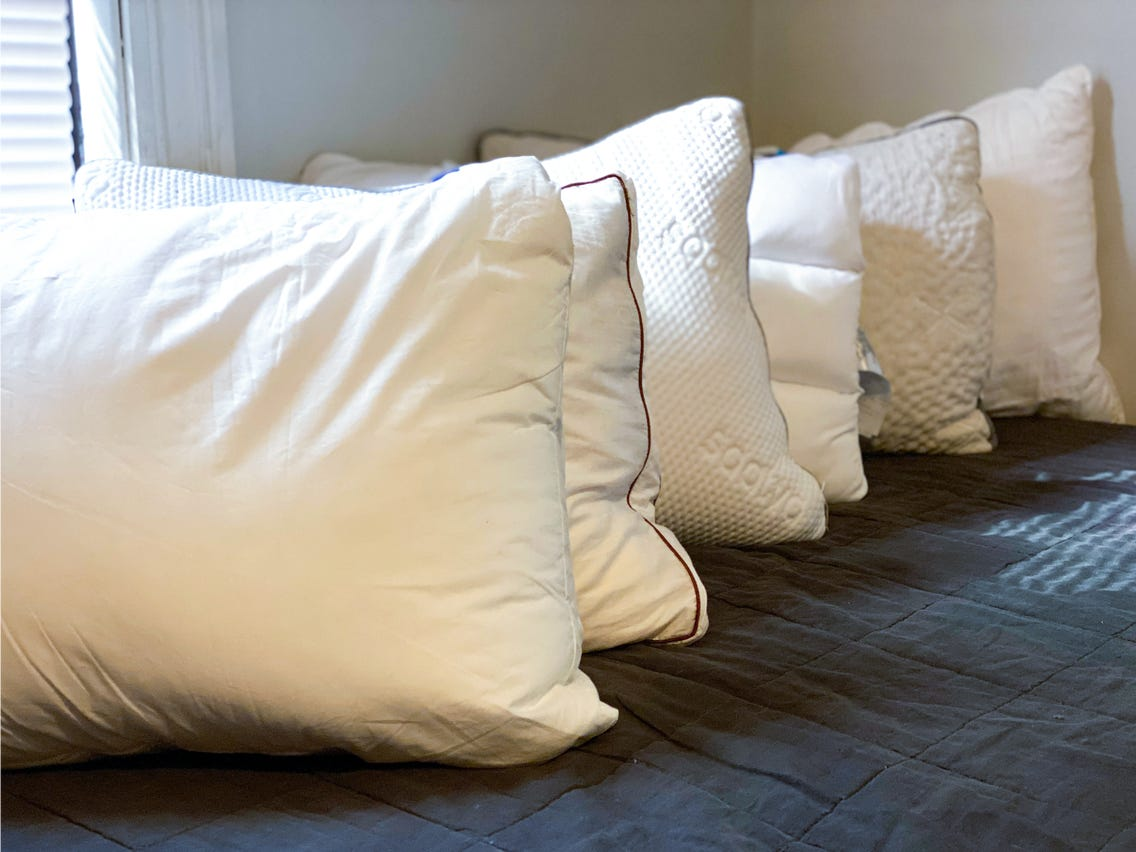 Guía para elegir la mejor almohada