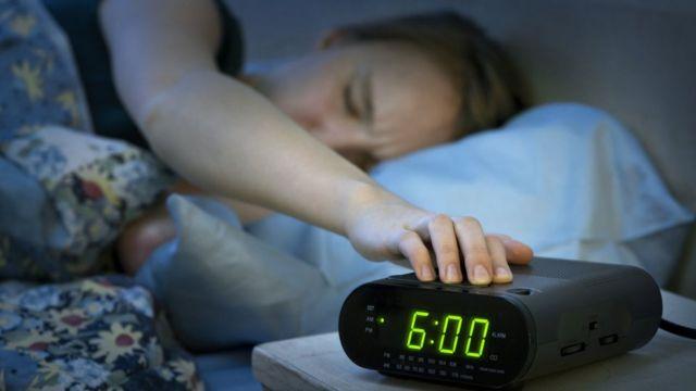 tipo de sueño