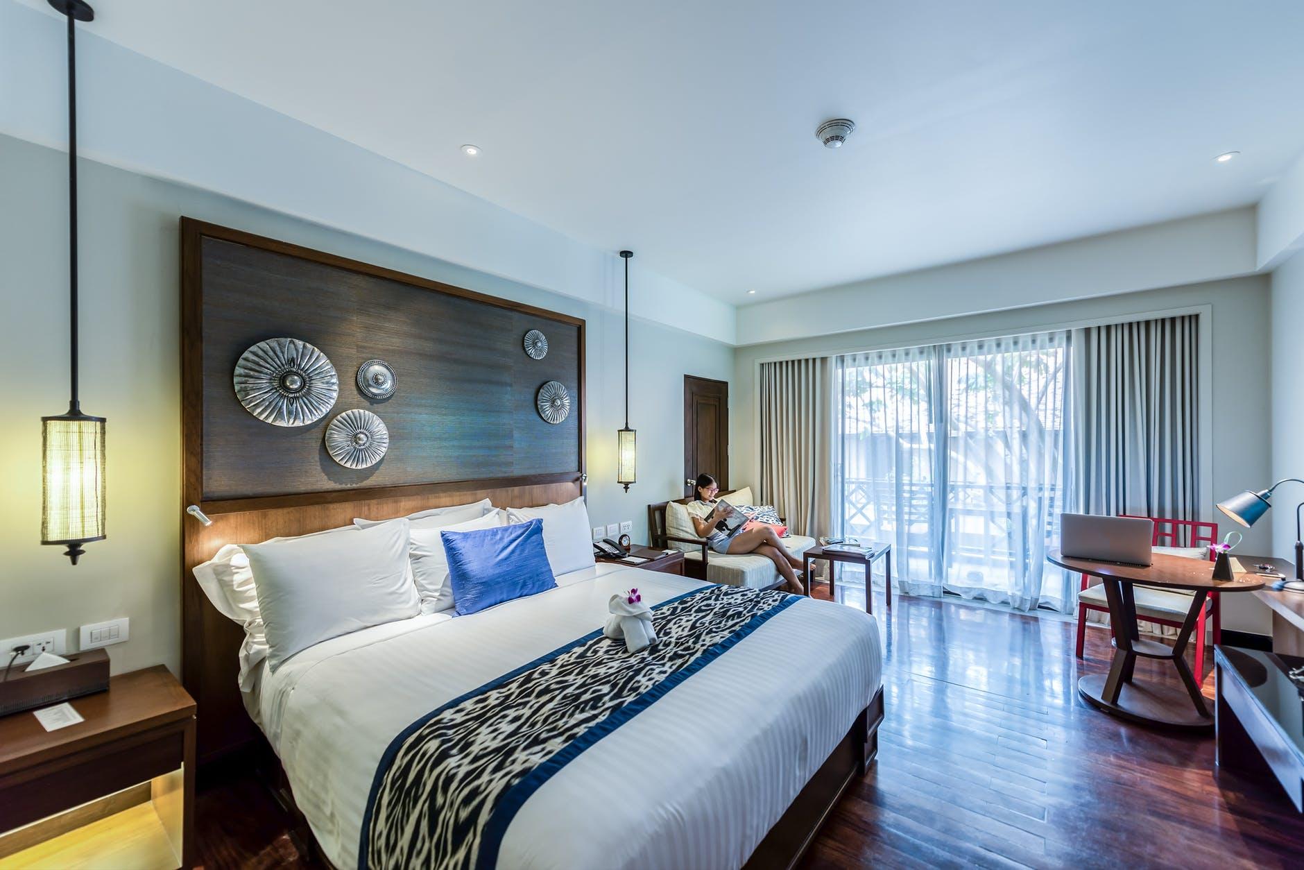 Logra un dormitorio súper relajante
